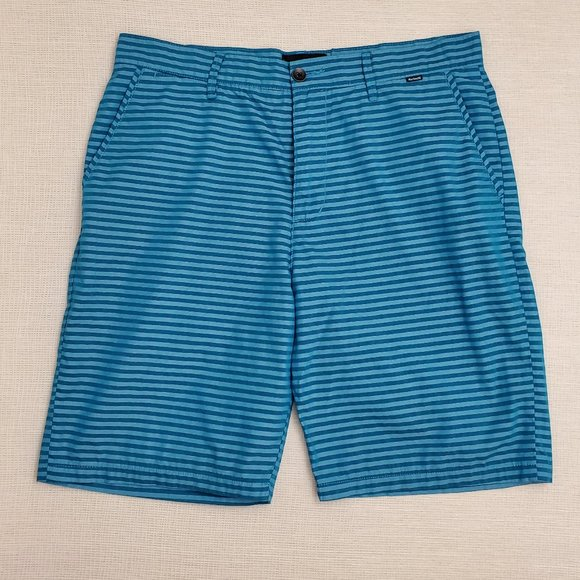 Hurley Other - Hurley Flat-front Shorts